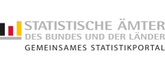 Logo of the statistical offices of the Federation and the Länder